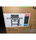 Weber Genesis II E-310 NG 66011001 Black Outdoor Gas Grill BBQ