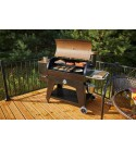 Bbq Pellet Grill Flame Broiler Cooking Probe Pit Boss Austin XL 1000 sq. in.