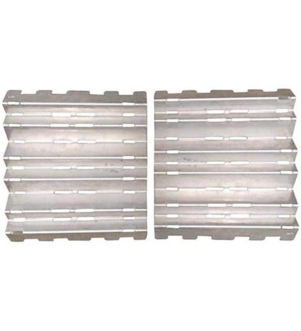 50000356 Stainless Steel Heat Plate For Vermont Castings 2-Pack Set