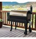 Traeger Texas Elite Pellet Grill 34, Cover Included @@
